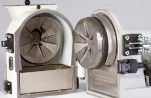 Устройство дискового истирателя (Ritsch)
