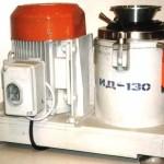 Истиратель дисковый лабораторный ИД-130
