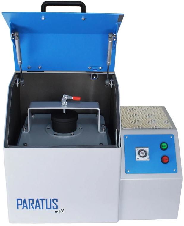 Вибрационная дисковая мельница PARATUSmill P102