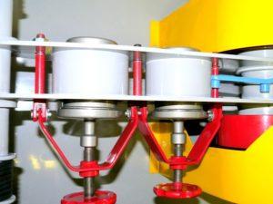 Стаканы истирателя вибрационного ИВС-4 (75Т-ДРМ)