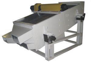 Грохот вибрационный (ГВл) ГВ -1250