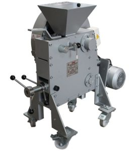 Щековая дробилка лабораторная Jaw Crusher 100 x 100 mm Ünal Mühendislik ve Makine Sanayi
