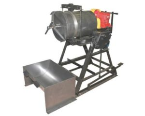 Мельница шаровая лабораторная консольная МШЛ-50К