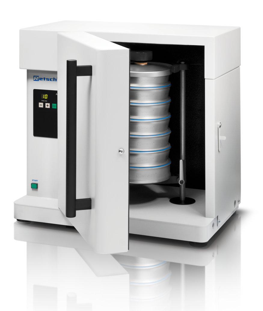 Ударная просеивающая машина AS 200 tap (RETSCH)