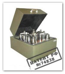 Измельчитель вибрационный ИВП-100