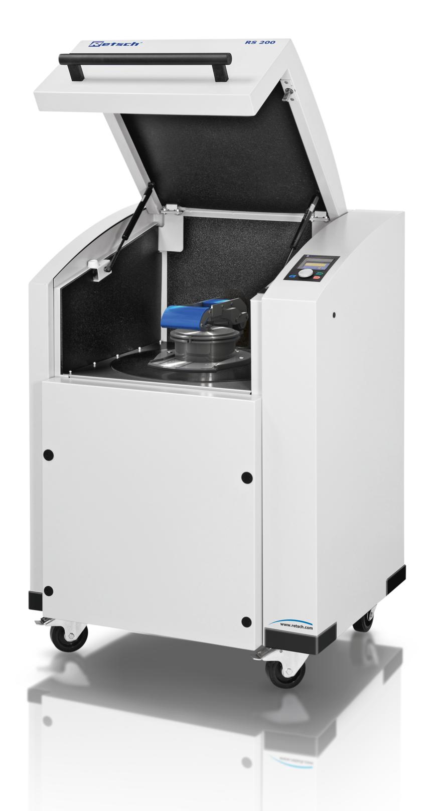 Вибрационная дисковая мельница RS 200 (RETSCH)