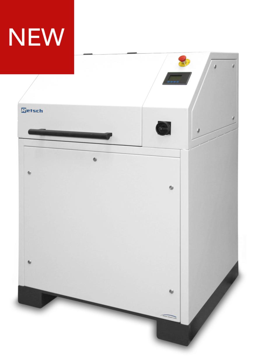 Вибрационная дисковая мельница RS 300 XL (RETSCH)