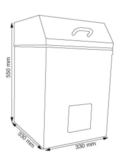 Вибрационный истиратель Vibratory grinder LMW-S (TESTCHEM)