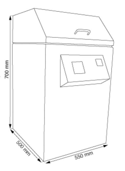 Вибрационный истиратель Vibratory grinderLMW (TESTCHEM)