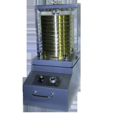 Аппарат для определения зернового состава песка (модель 01412)