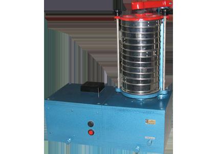 Установка лабораторная для определения зернового состава песка ударная (модель 029)