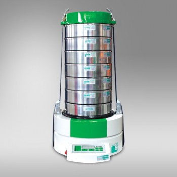 Ситовой анализатор Sieve shaker LPzE-2e (MULTISERW-Morek Company)