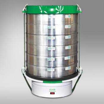 Вибрационный ситовой анализатор Vibratory sieving machine LPzE-4e (MULTISERW-Morek Company)