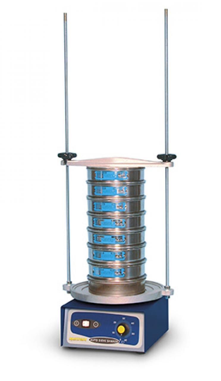 Моторизованный виброгрохот (A060-01) (Matest)