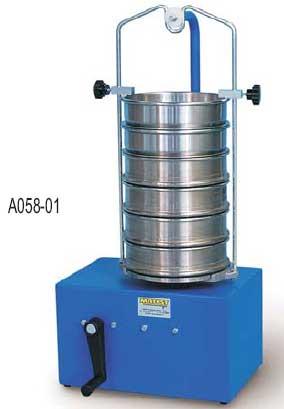 Ситовой анализатор с ручным управлением A058-01 (Matest)