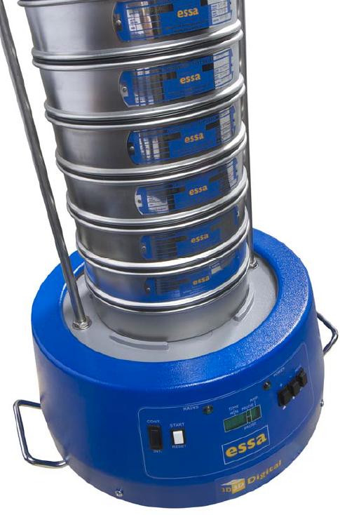 Ситовой анализатор Essa 3D Digital sieve shaker