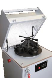 Модернизированный вибрационный чашевый истиратель ИВЧ-3