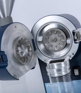 Мельница CM 290 Cemotec лабораторная дисковая (диски)